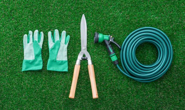 Bahçe malzemeleri ve hortum