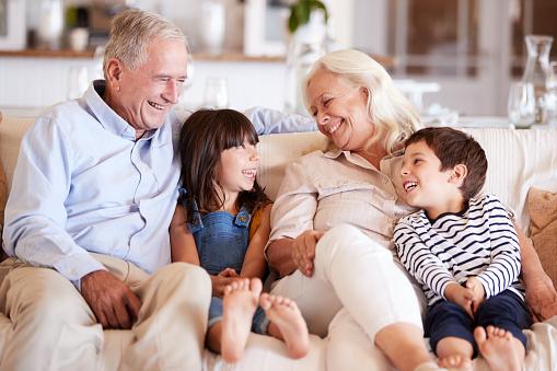 Büyükanneler ve Büyükbabalar ile vakit geçirmek