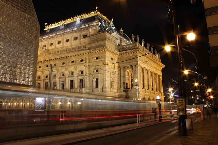 Théâtre National Paris
