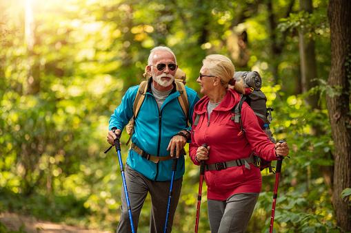 Trekking ve ileri yaş