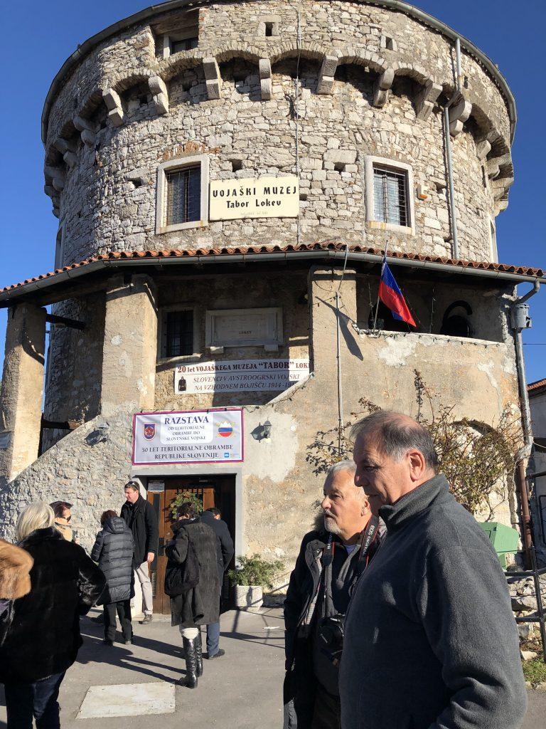 Slovenya Asker müzesi