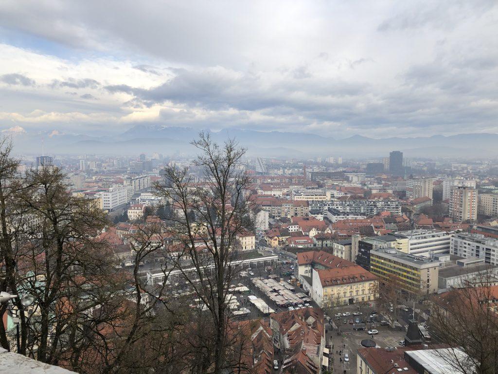 Başkenti  Ljubljana
