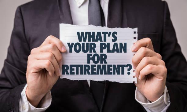 Emeklilik dönemi için plan yapmak