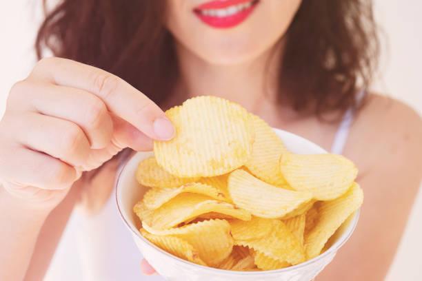 En çok kilo aldıran yiyecekler ve Cips