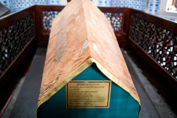 Hürrem Sultan mezarı