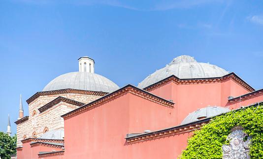 Hürrem Sultan tarafından Mimar Sinan a yaptırılan Külliye hamamı