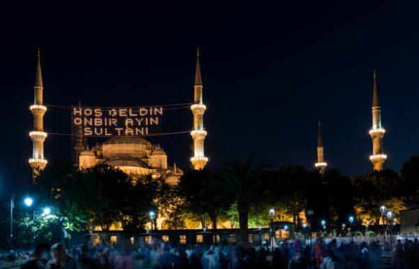 Kültürümüzdeki Ramazan adetleri