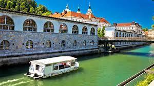 Ljubljana nehir turu