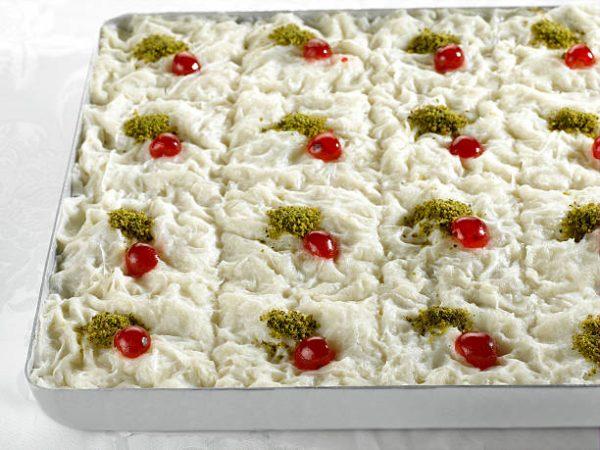 Ramazan tatlısı güllaç