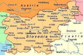 Slovenya ve komşu ülkeler