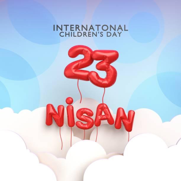 Ulusal Egemenlik ve Çocuk Bayramı uluslararası kutlama