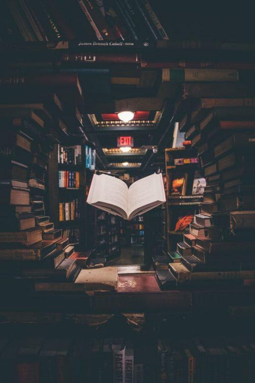 Kütüphane okuryazarlığı