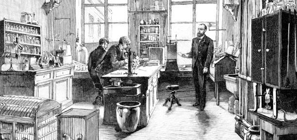 Tarihte Robert Koch Enstitüsü