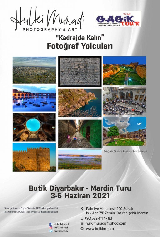 Tarihi Diyarbakır Turu-Hulki Muradi