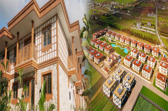 Yaşam köyü projesi İstanbul Selimiye