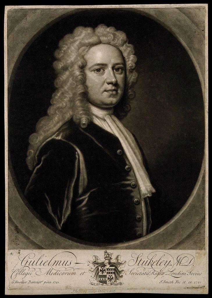 William Stukeley (1687 - 1765)