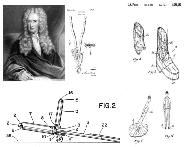Newton ve çalışmalarından örnekler