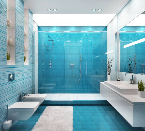 Banyo Tuvalet ve Aydınlatması