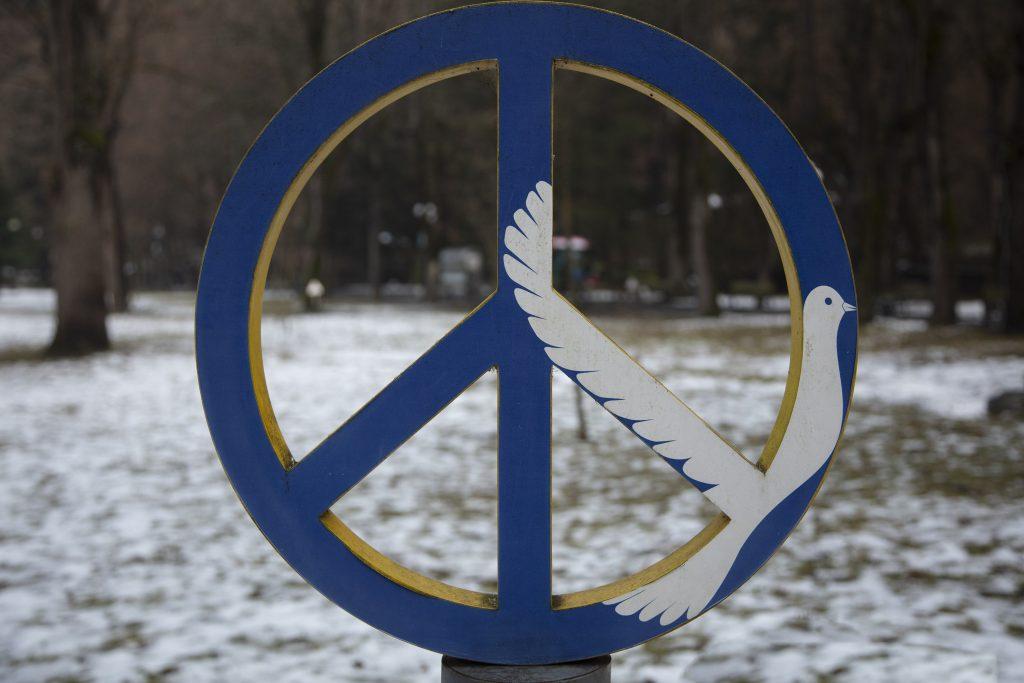 Barış elçisi olun