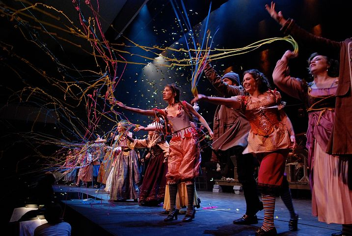 Devlet Tiyatroları Opera ve Balesi ve Chicago operası