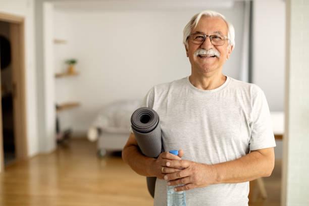 Emekliliğin en iyi üç şeyi ve egzersiz yapmak