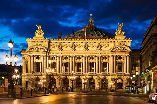Paris Opera binası
