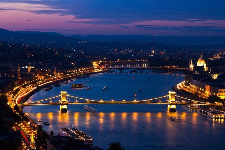Tuna nehir turu ve Budapeşte