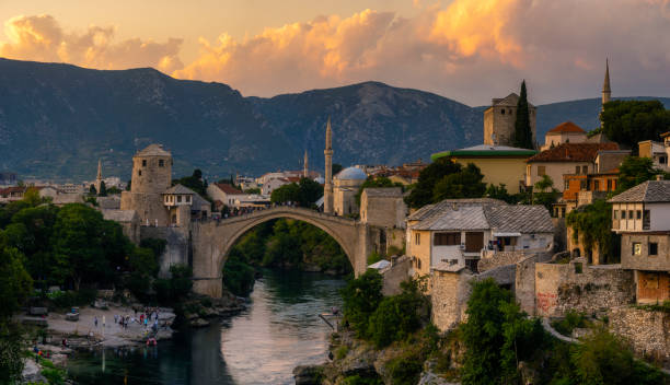 Bosna ve Monstar köprüsü