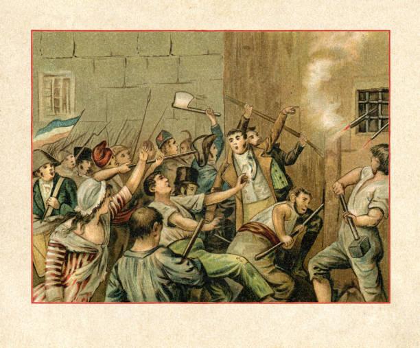 Fransız devrimi ve Bastille