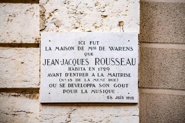 Devrimi etkileyen Jean-Jacque Rousseau
