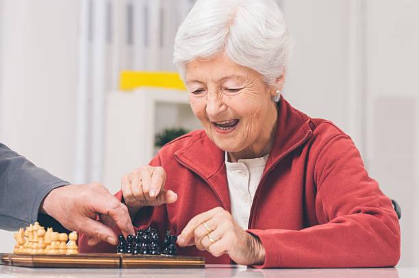 Yaşlılarda beyin gelişimi