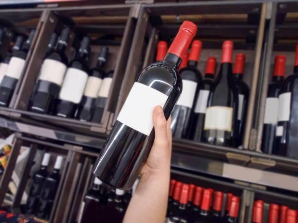 Her erkek şarap seçmeyi bilmeli