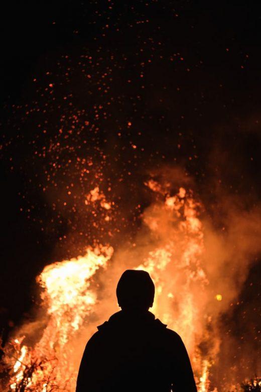 Ateş ve duman