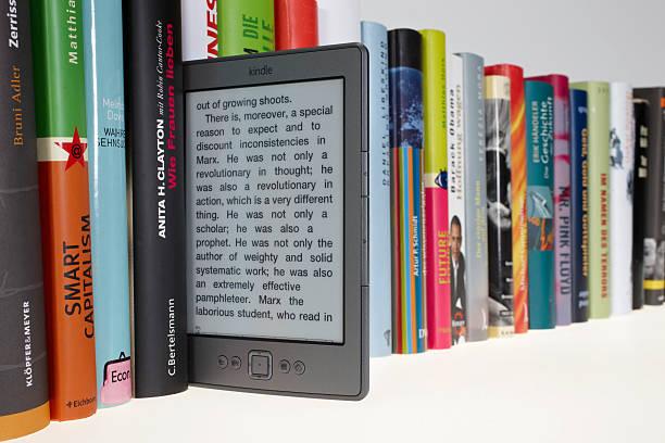 Kindel ile kitap okumak