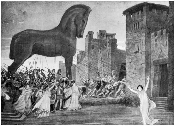 Tarihte Tuva atı