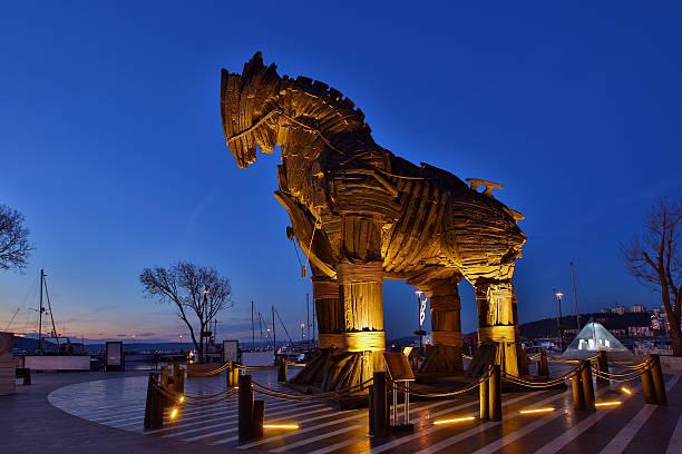 Troya veya Turuva atı hikayesi