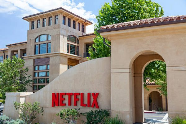 Netflix teknoloji ve yapım şirketi
